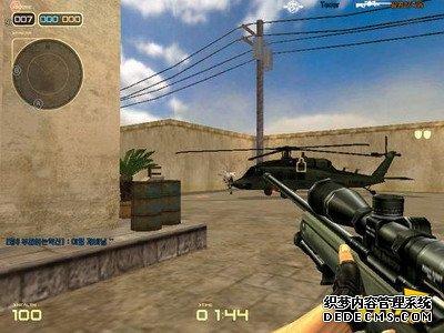组图:2006下半年韩国FPS游戏群雄并起